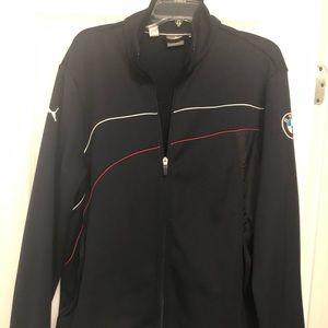 Puma BMW branded jacket
